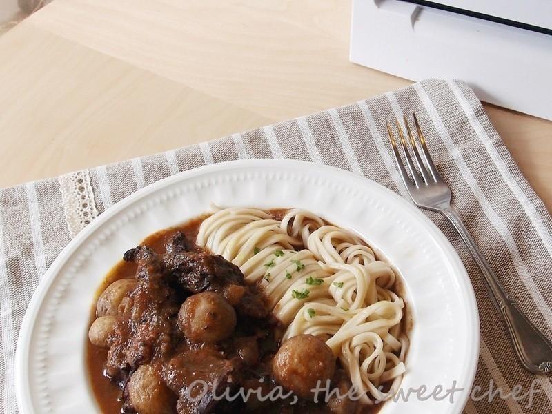 Olivia♥燉牛肉FoodSaver
