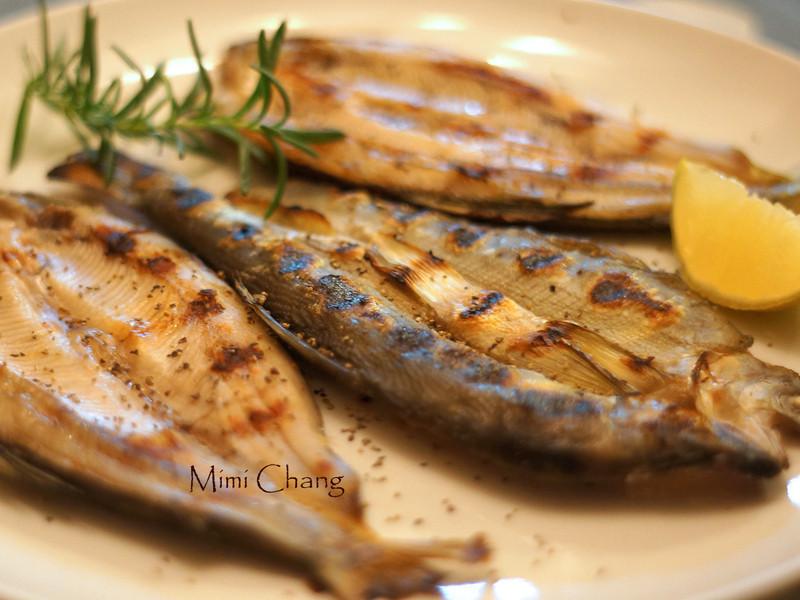 Mimi♥乾燒香魚一夜干(免烤箱)