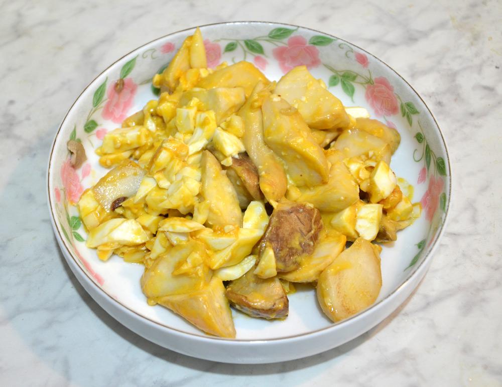 [awei料理]黃金杏鮑菇