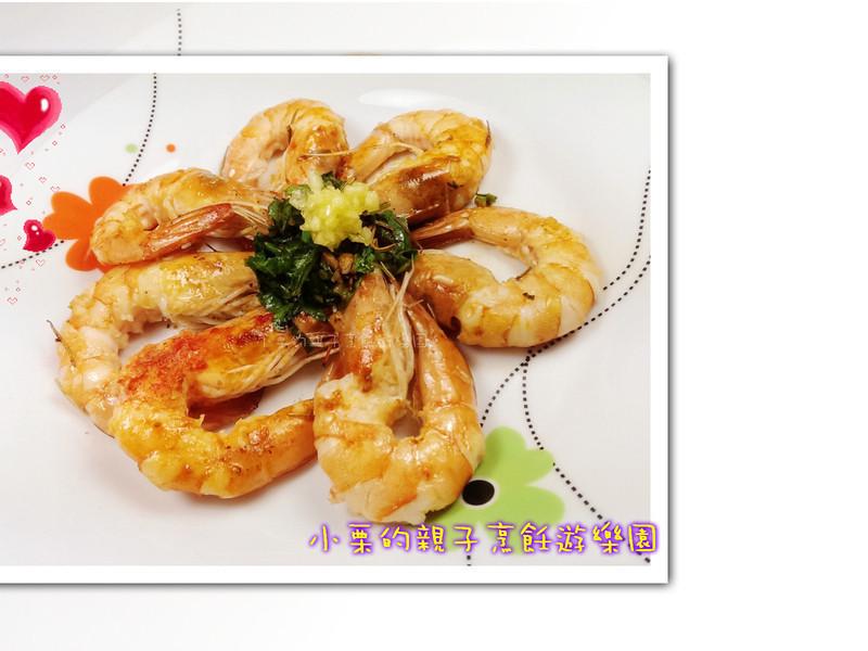 義式乾煎蝦