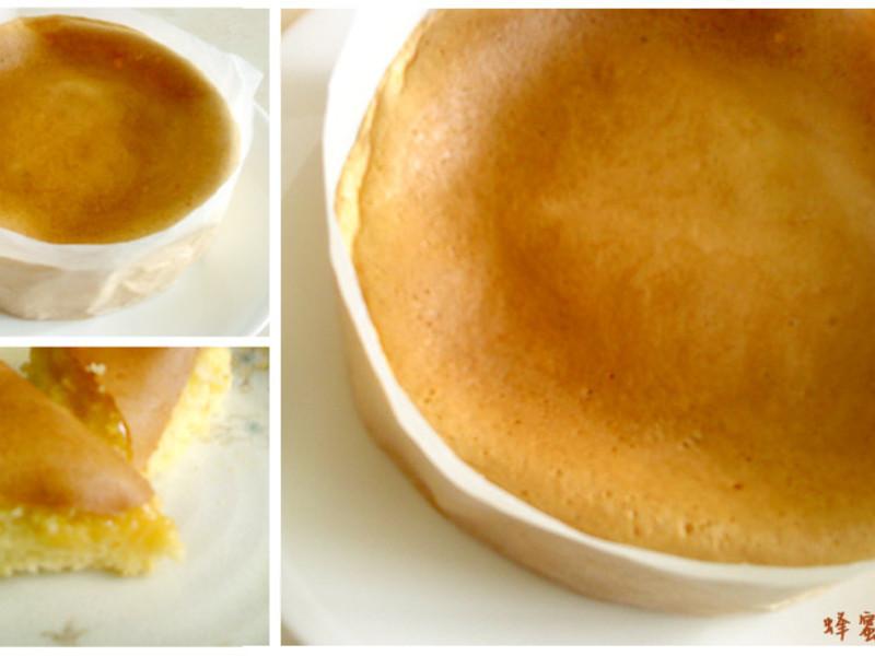 【烘培筆記】蜂蜜凹蛋糕♥