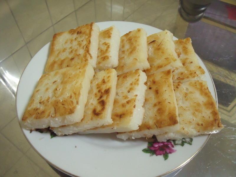 超簡單的-菜頭粿(電鍋版)