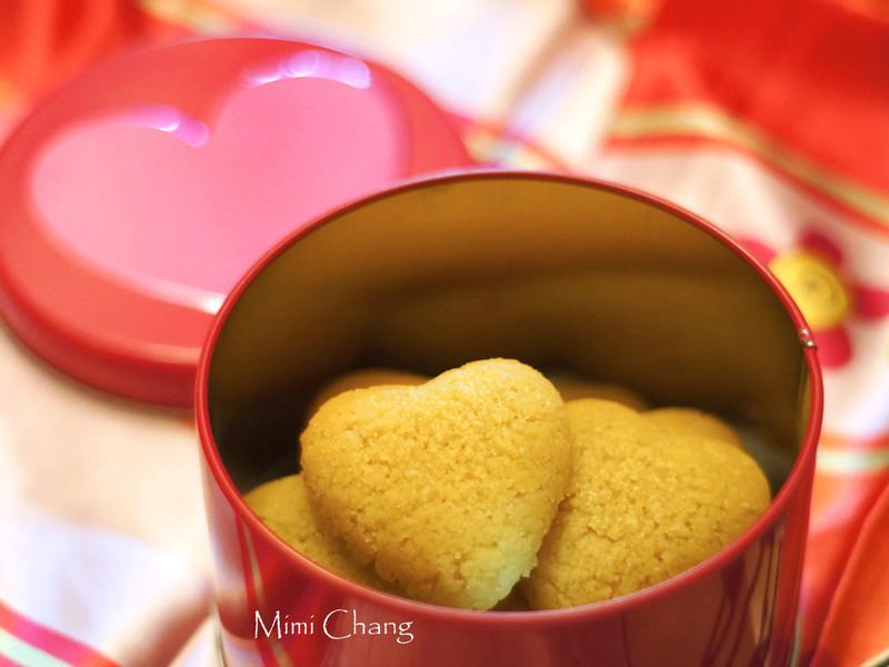 Mimi♥奶酥餅乾(免牛油)