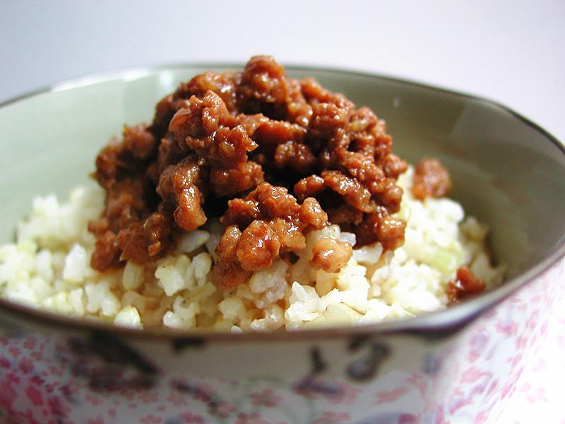 簡易台灣滷肉燥