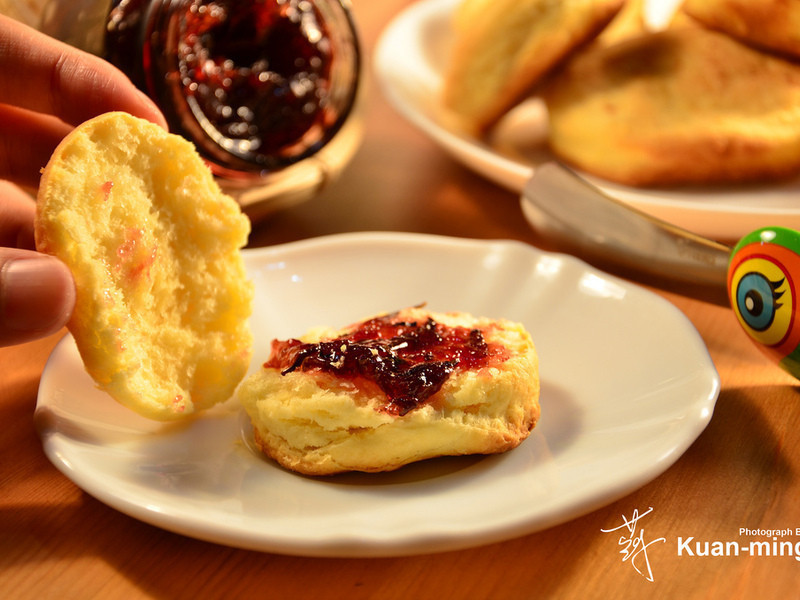 【差不多食譜】鮮奶油比司吉 Cream Biscuits