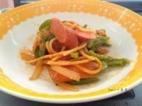 簡單做拿坡里義大利麵