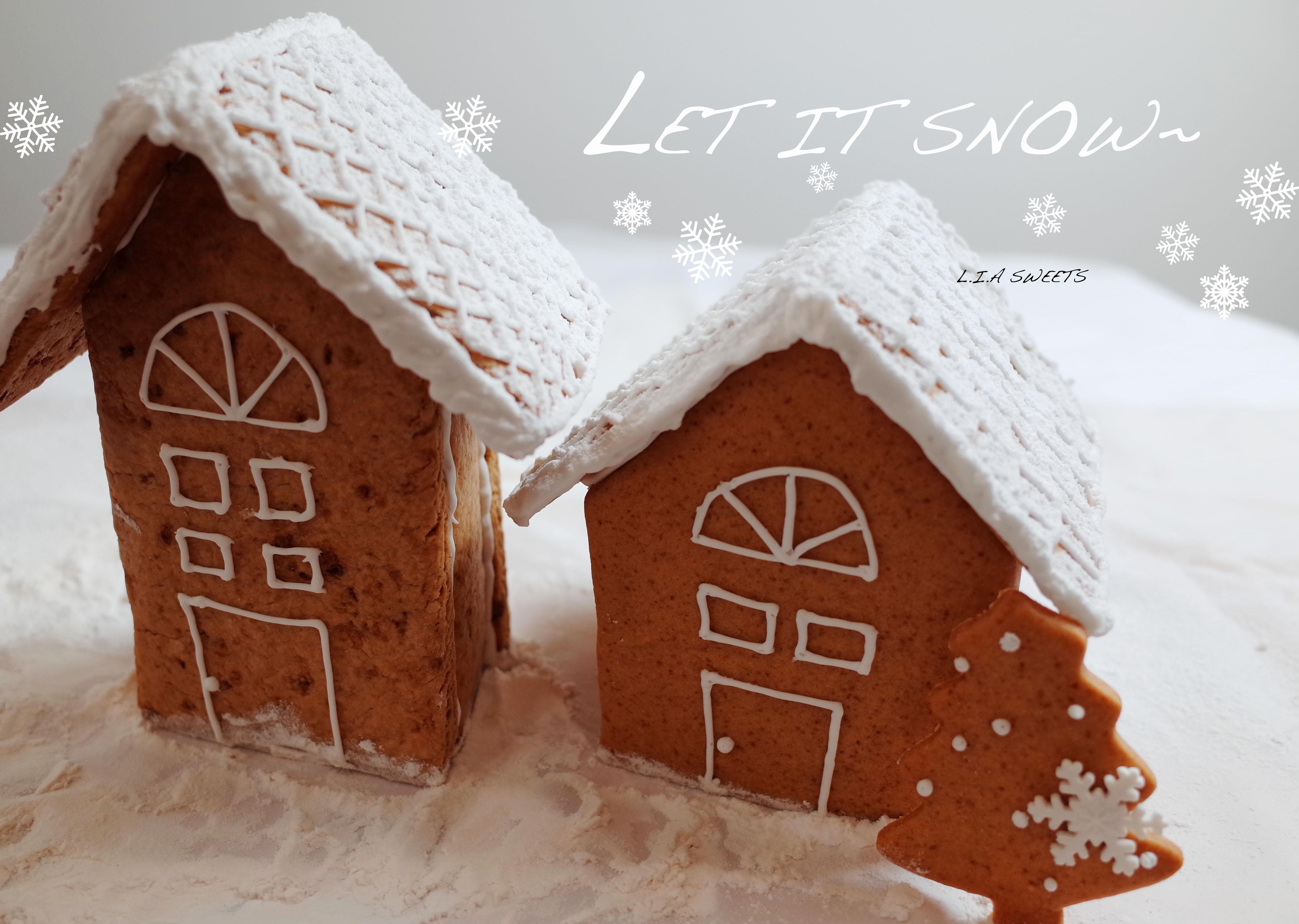 Merry Christmas薑餅屋