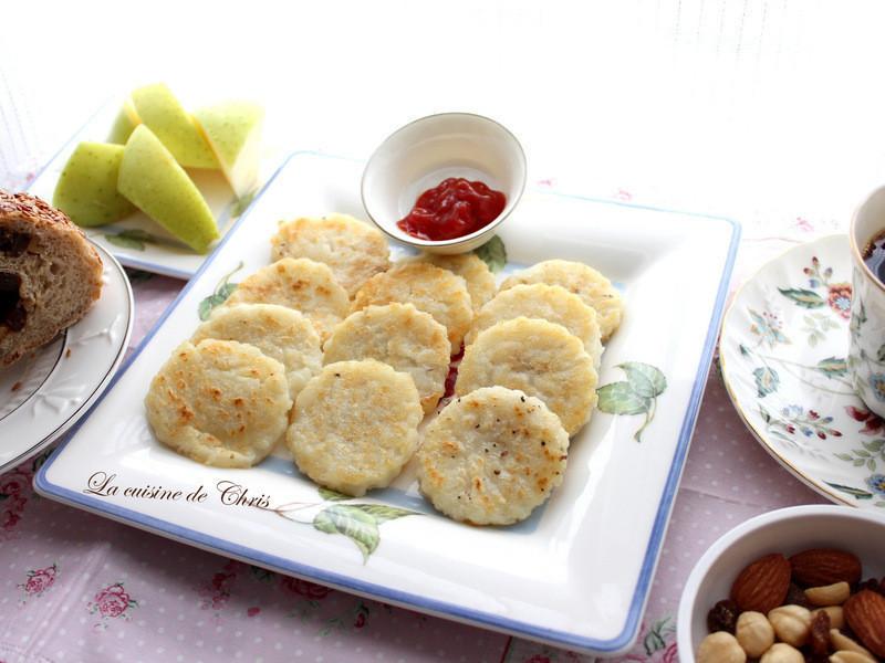 薯餅(超簡單,超美味)