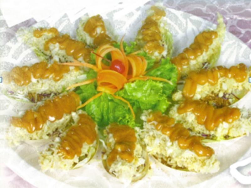 蔬苗脆溜鯛魚酥(台灣養殖漁業發展基金會)
