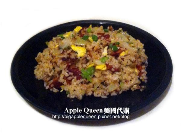 培根高麗菜炒飯~Bacon cabbage fried rice!