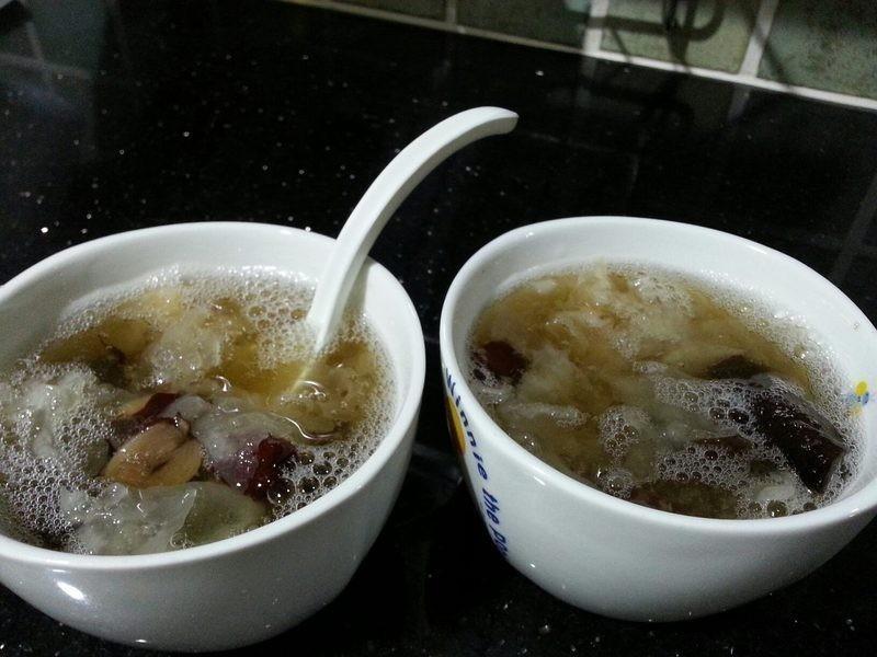 【健康湯品】養顏美容又養生健康湯品 黑白木耳湯