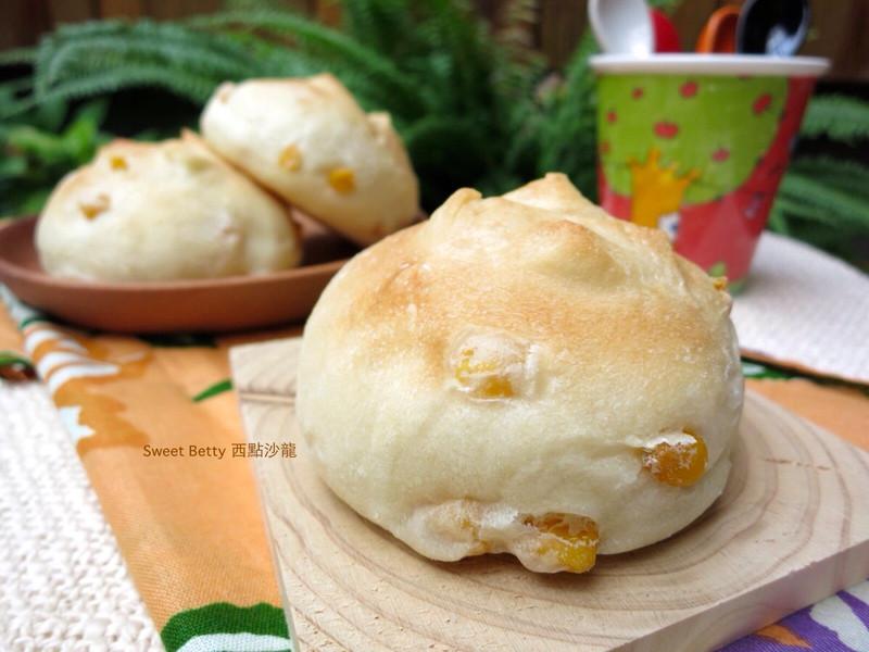玉米粒麵包