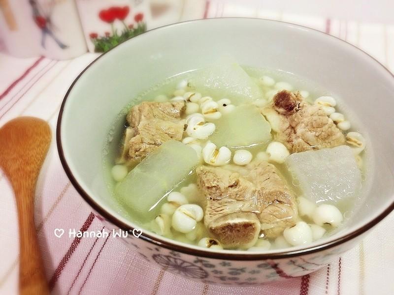 冬瓜薏仁排骨湯