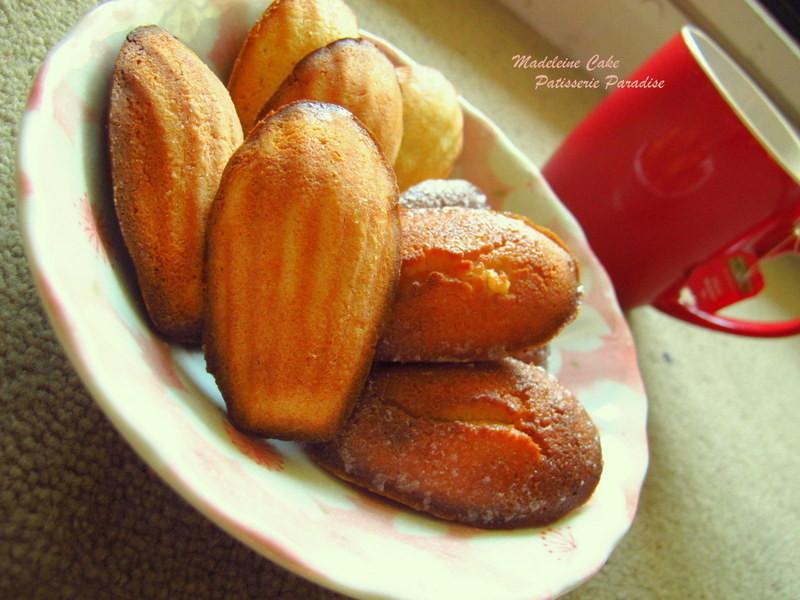 Petite Fours 檸檬馬德蓮蛋糕