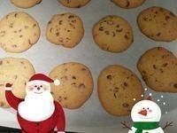 耶誕節必備之巧克力豆餅乾終極版