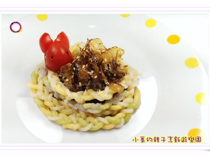 彩麵柴魚花