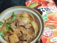 茄汁豬肉煲-「可果美 蕃茄高湯」
