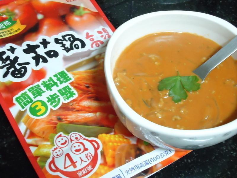簡易版 茄汁肉醬-「可果美 蕃茄高湯」