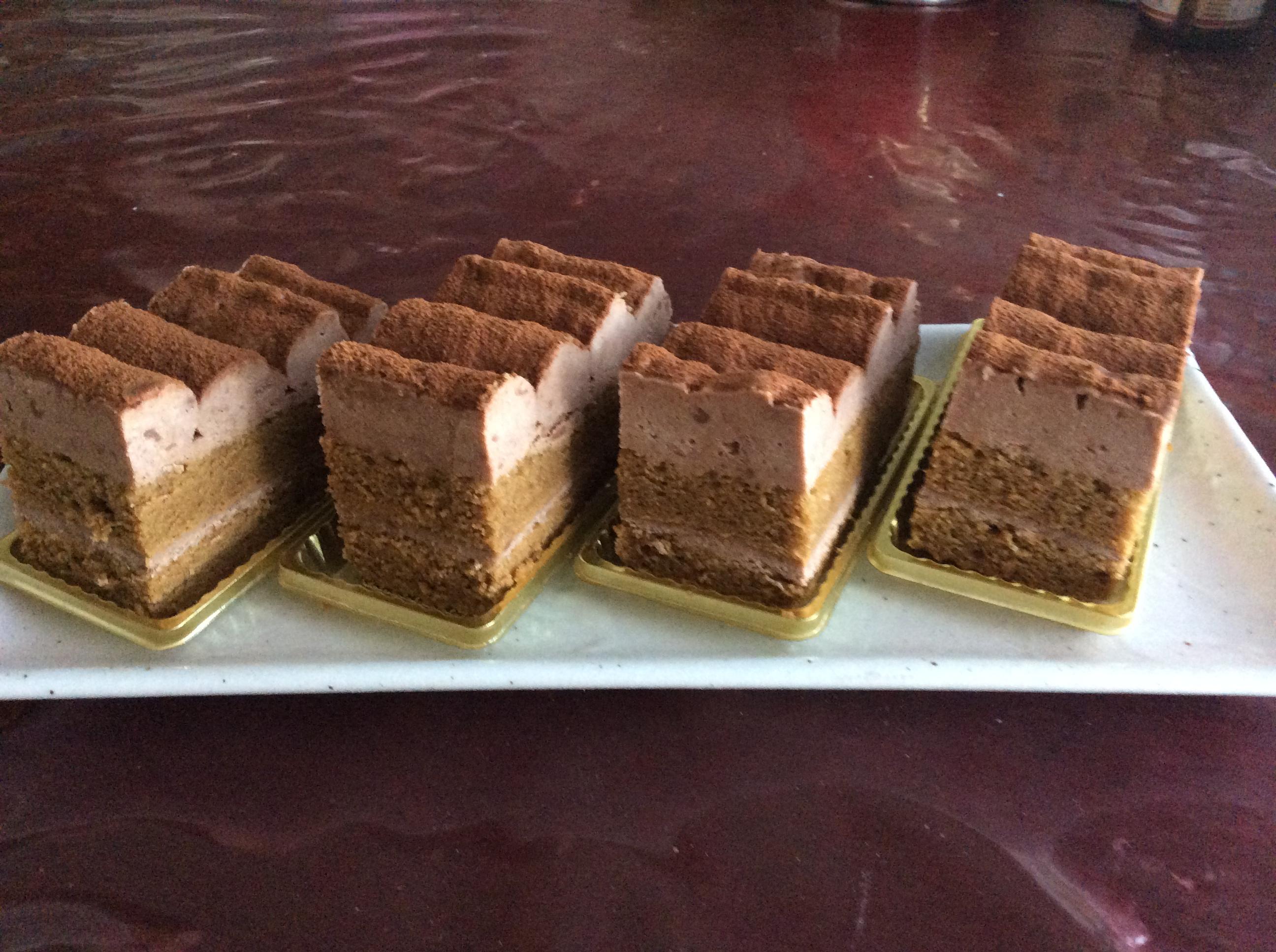 榛果咖啡蛋糕