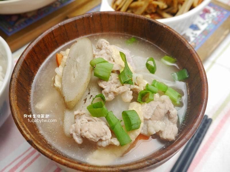 豚汁(豬肉味噌湯)