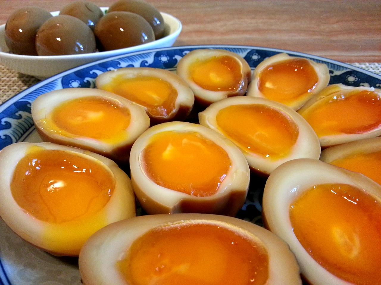 溏心蛋[年菜料理]