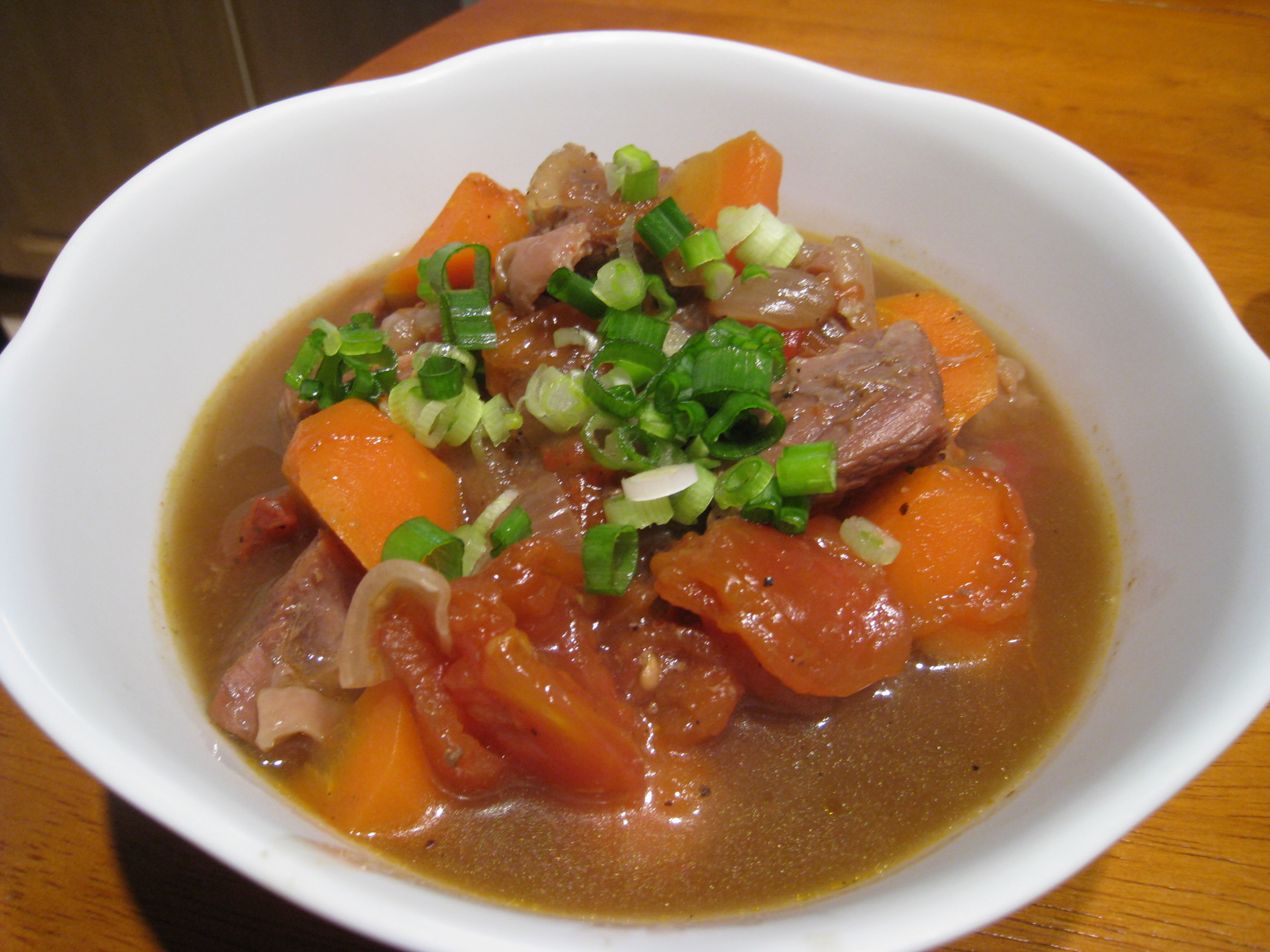 【粉豬兒】蕃茄燉牛肉