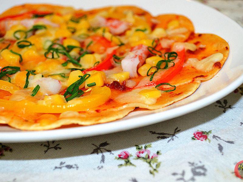 """""""究是醬簡單"""" 5分鐘做個人小Pizza"""