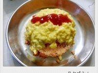 [懶人料理]孖寶滑蛋炒飯