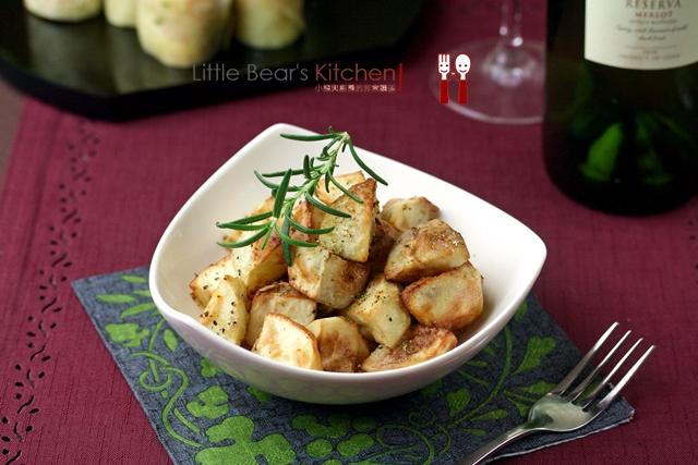 椒鹽馬鈴薯