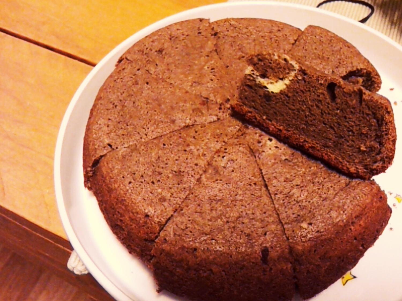 電子鍋 巧克力蛋糕