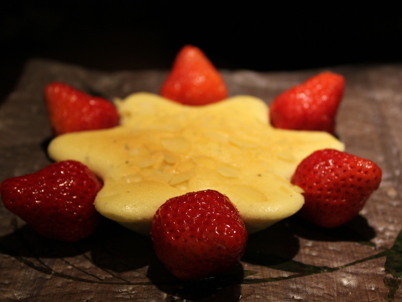 輕乳酪蛋糕【味蕾周記】