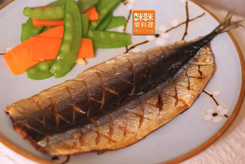 Mimi♥香烤日式薄鹽秋刀魚