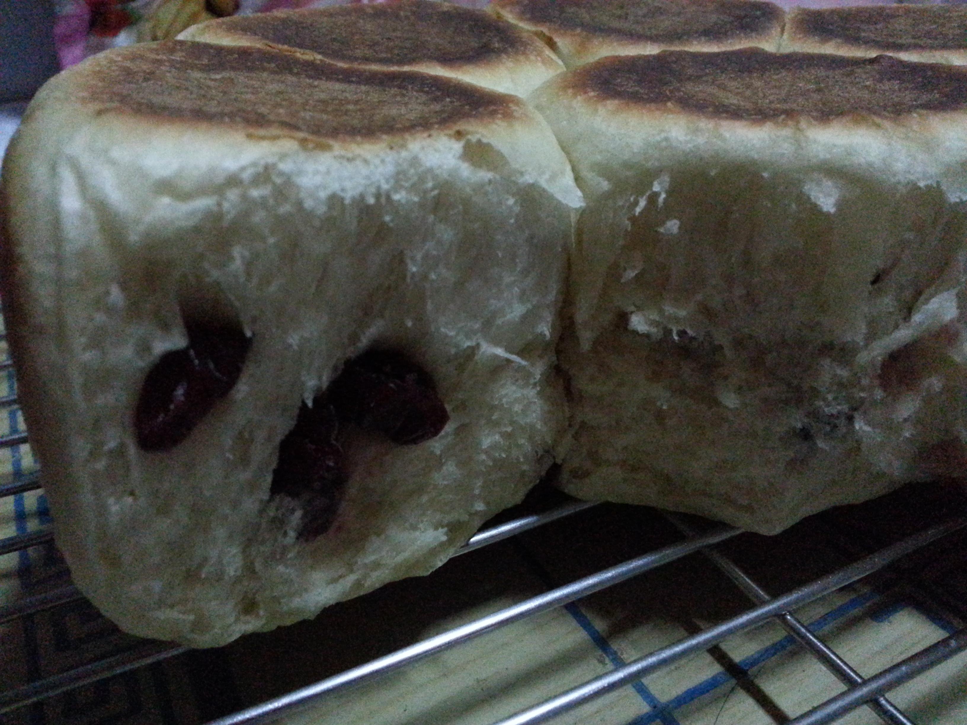 蔓越莓乾餐包