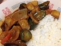 五彩蔬菜咖哩