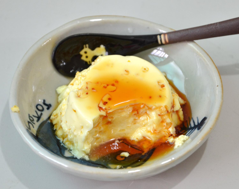 [awei 料理]蒸雞蛋布丁