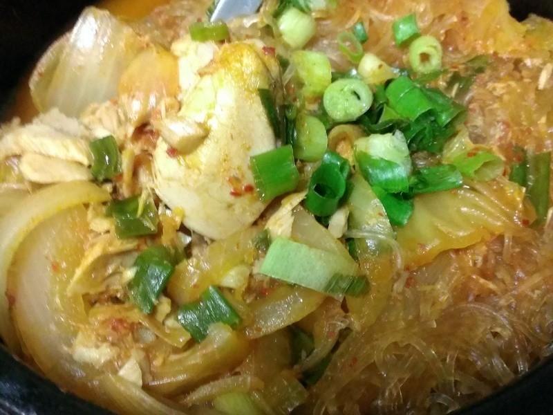 沒有肉也香辣好吃的韓式泡菜鍋