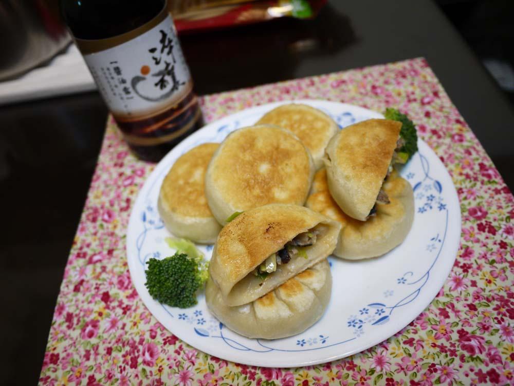 香菇高麗菜餅[淬釀年菜料理]