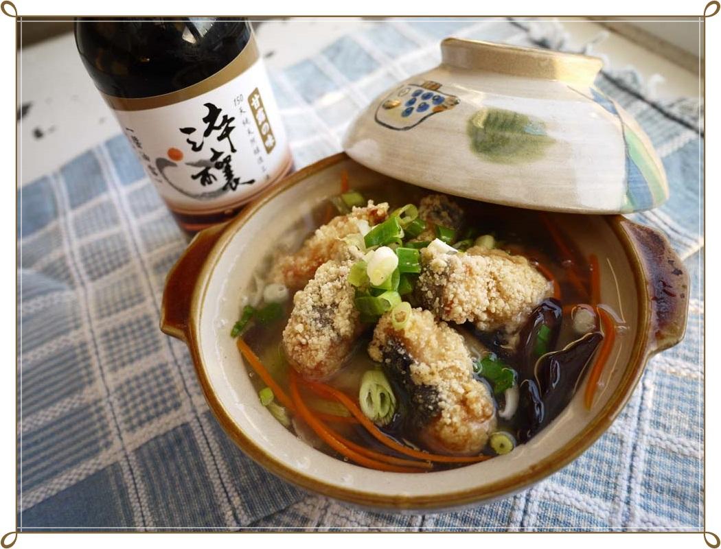土魠魚羹[淬釀年菜料理]
