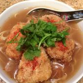 魚肉酥羹湯