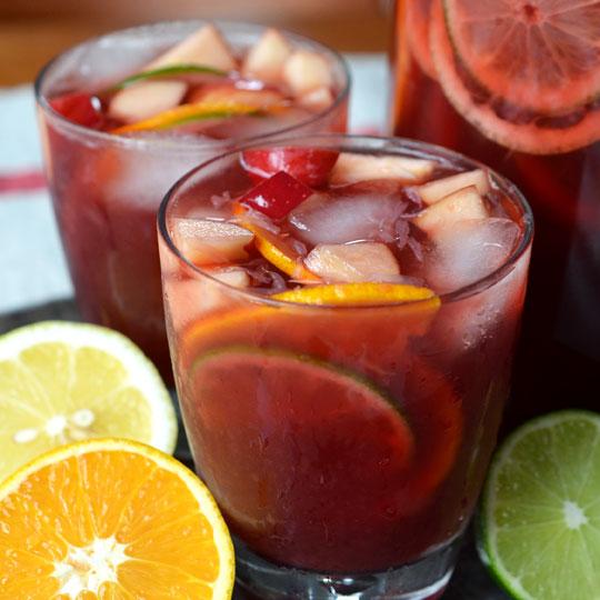 西班牙水果酒Sangría