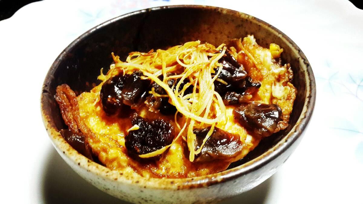 桂圓麻油煎蛋
