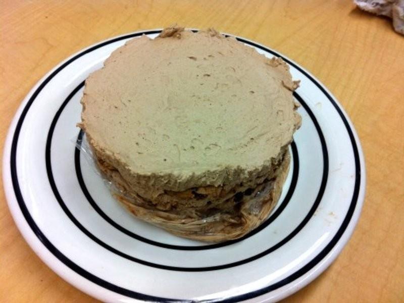 不用烤的「蛋糕」icebox cake
