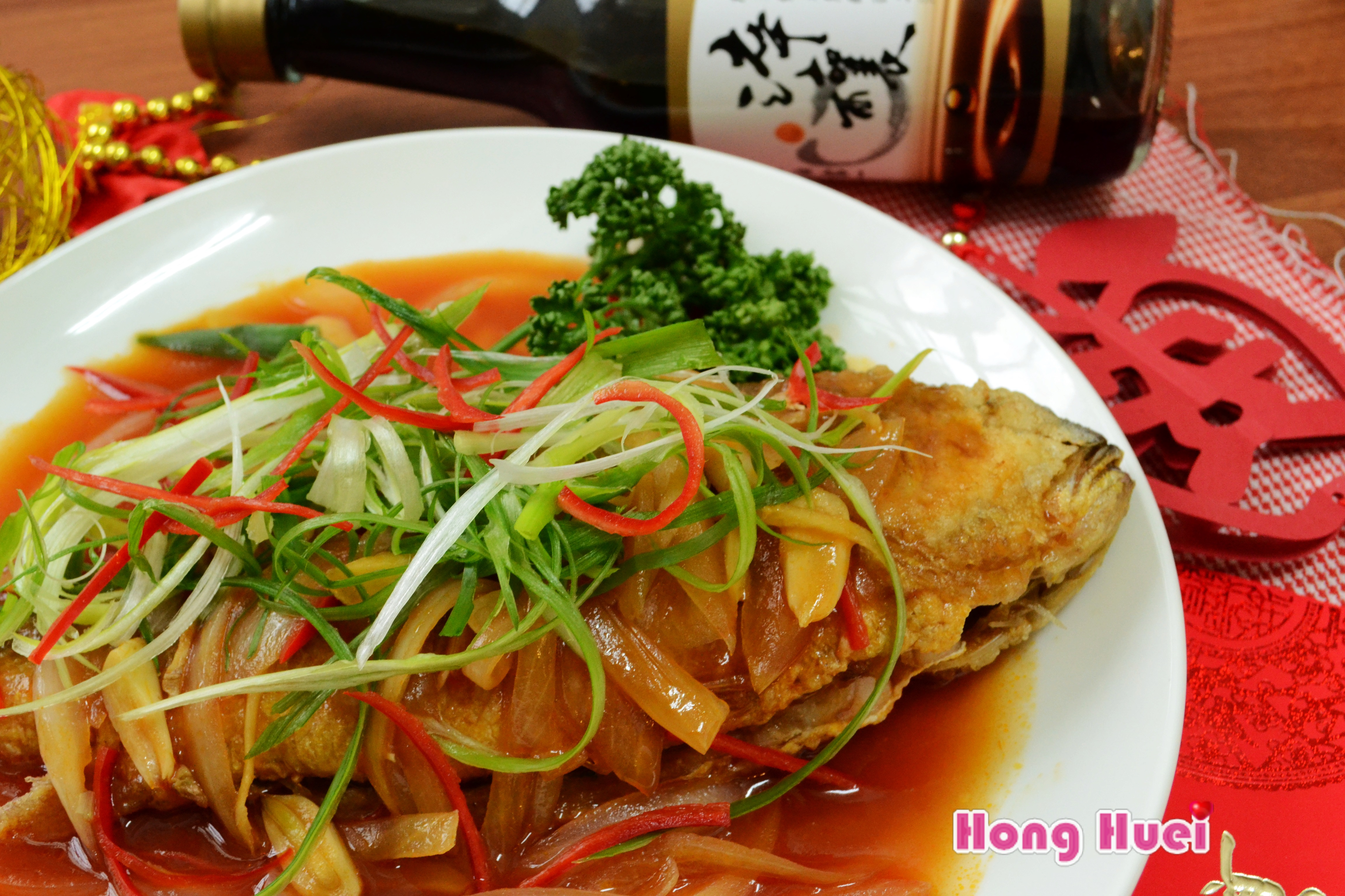 年年有餘*糖醋黃魚【淬釀年菜料理】