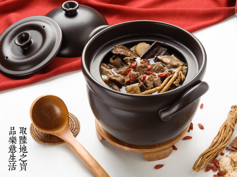 【陶鍋年菜料理】當歸羊肉湯