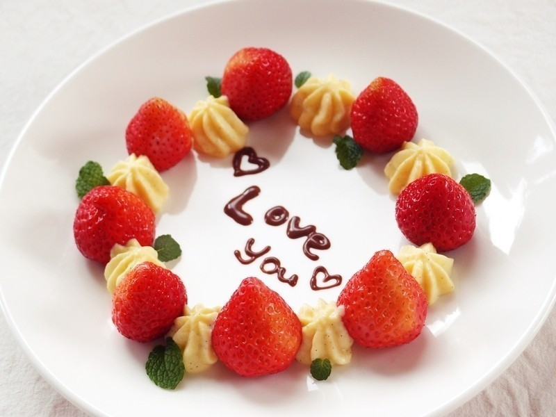 "Olivia♥草莓花圈""樂扣樂扣"""