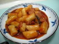 茄汁年糕_可果美蕃茄鍋高湯
