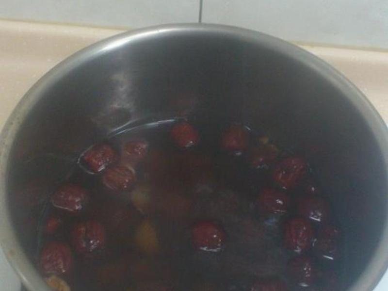 桂圓紅棗茶