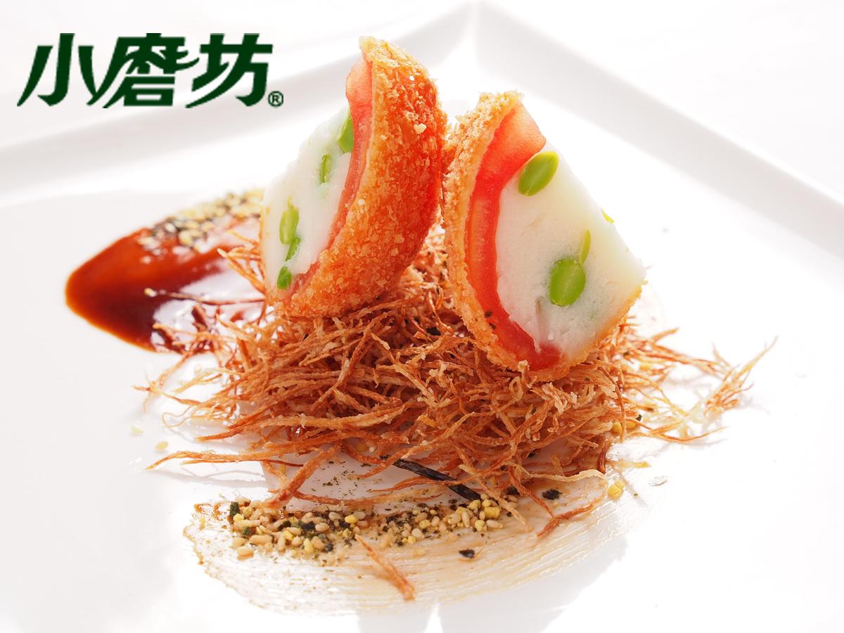 【小磨坊】紅茄百合揚~情人料理