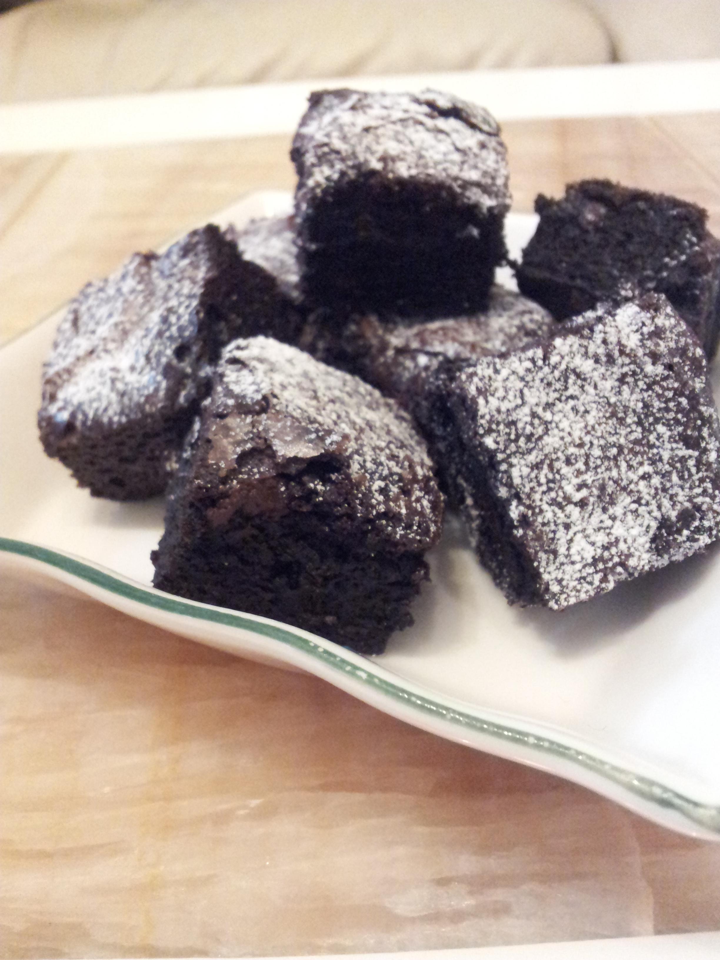 超好吃超簡單brownies(*^0^*)