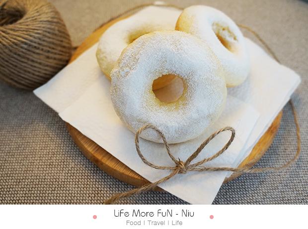 非油炸 烤日式甜甜圈